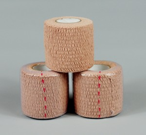 Hand Tearable Strapping Tape for Athletes- 50mm